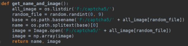 《使用Python+Tensorflow的CNN技术快速识别验证码》